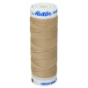 Mettler Top Stitching Thread 55yds Beige